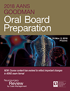 Goodman Oral Board Cover