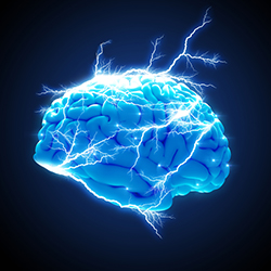 In Patients With Seizures The Normal Electrical Pattern Is Disrupted By Sudden And Synchronized Bursts Of Electrical Energy That May Briefly Affect Their