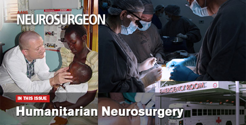 AANS Neurosurgeon